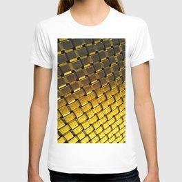 Gold Black Elevator DPGPA151029b-14 T-shirt