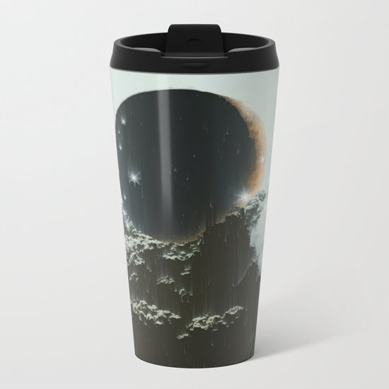Final Eclipse Metal Travel Mug