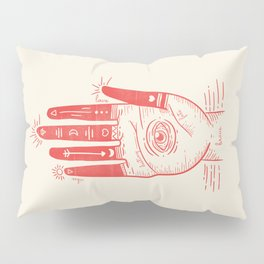 master of my fate. Pillow Sham