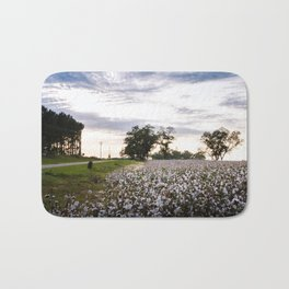 Cotton Field 9 Bath Mat