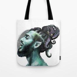 AfroAquaMan Tote Bag