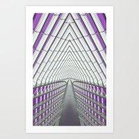 illusion Art Prints featuring ILLUSION by Ylenia Pizzetti