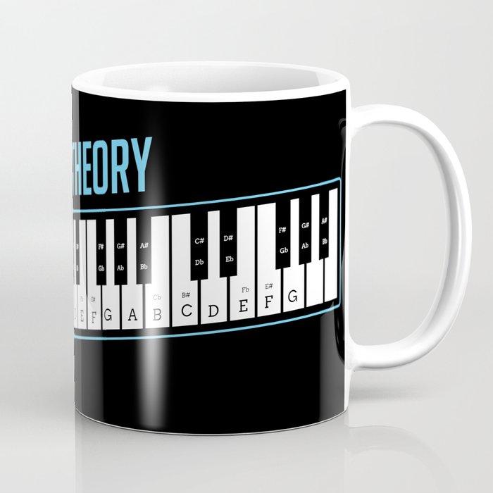 Music Theory Coffee Mug