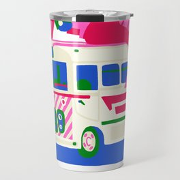 little wit in the head makes much work for the feet Travel Mug