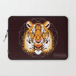 Geometric Tiger Laptop Sleeve