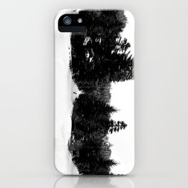Frozen InDecision iPhone Case