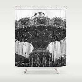 Neverland Shower Curtain