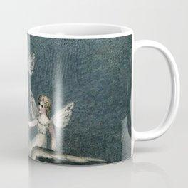"""Faeries Riding On an Owl"" by Amelia Jane Murray Coffee Mug"
