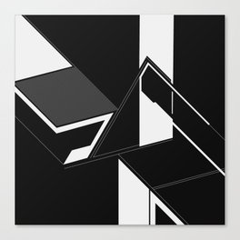 RIM TROPO Canvas Print