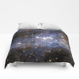 Adventures in Time and Space Comforters