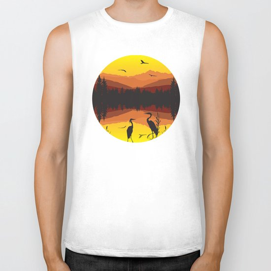 My Nature Collection No. 35 Biker Tank