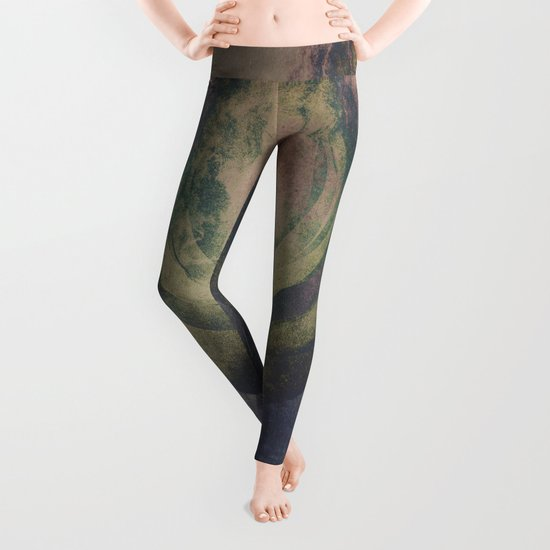 Spiritual travel Leggings