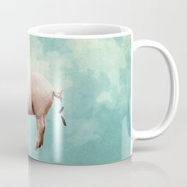 when pigs fly... Coffee Mug