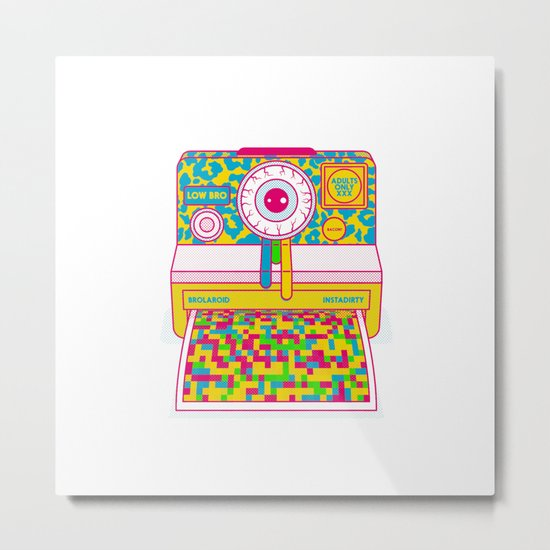All Your Dirty Little Secrets Metal Print