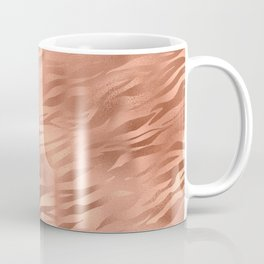 Tiger Copper Fur Coffee Mug