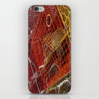 tangled iPhone & iPod Skins featuring Tangled  by Caitlin Swindell