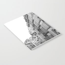 Street in Paris Notebook