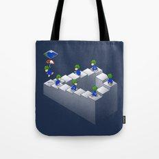 Lem C. Escher Tote Bag