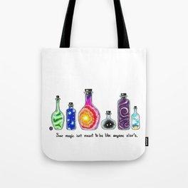 your magic Tote Bag