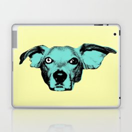 THE BUDDIE, BLUE Laptop & iPad Skin