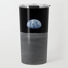 see the marble from the moon | space 005 Travel Mug