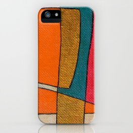 The Abstract Daily Art Print #1 iPhone Case