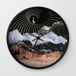 Hurricane Wall Clock