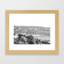 Mack Ridge 1 Framed Art Print