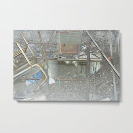 Abandoned Places Metal Print