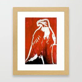 Haliaeetus Framed Art Print