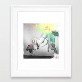 Human Chuo Framed Art Print