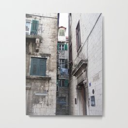 Split Croatia Metal Print