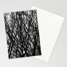 naked tree I Stationery Cards