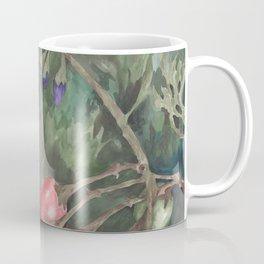 Purple flower nightshade berries Coffee Mug
