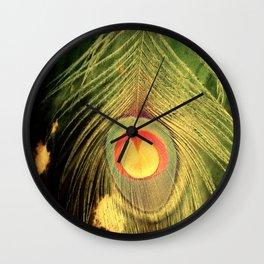 Nature's Eye Wall Clock