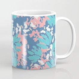 SLEEPING BUNNIES : TEAL Coffee Mug