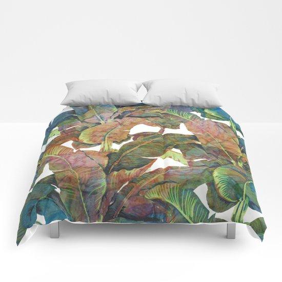Palm II Comforters