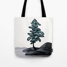 Lower Beverley Lake Tote Bag