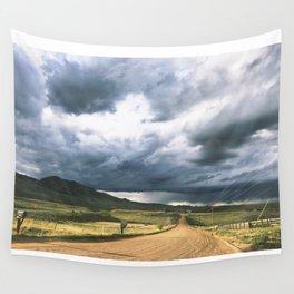 Yin Yang Skies Wall Tapestry