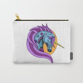 Unicorn (Colored) Carry-All Pouch