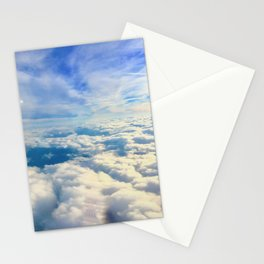 Clouded Stationery Cards