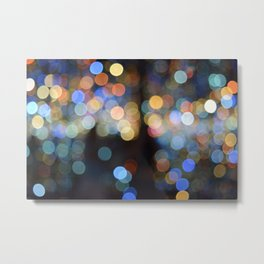 California Nights Metal Print
