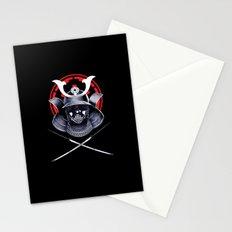 Darth Samurai Stationery Cards