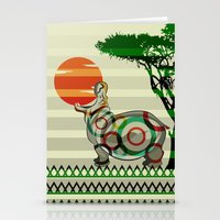 dreamer Stationery Cards featuring Dreamer by milanova