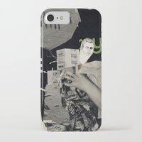 architect iPhone & iPod Cases featuring Behind the architect III by Paul Prinzip