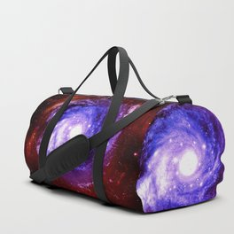 Spiral Galaxy Duffle Bag
