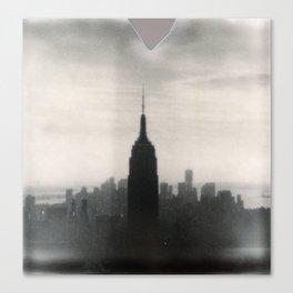 say this city.. Canvas Print