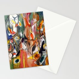 Arshile Gorky One Year the Milkweed Stationery Cards