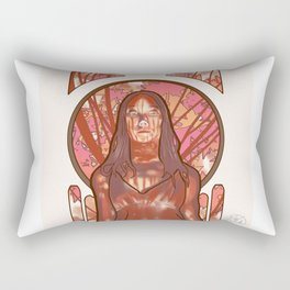 Going Mucha Loca Rectangular Pillow