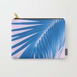 Palm Leaf Dream #2 #tropical #decor #art #society6 Carry-All Pouch